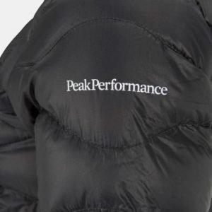 Peak Performance Helium Hood Women's Jacket Musta XL
