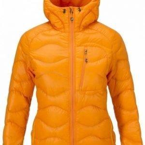 Peak Performance Helium Hood Women's Jacket Oranssi L
