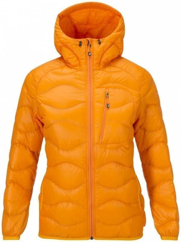 Peak Performance Helium Hood Women's Jacket Oranssi L