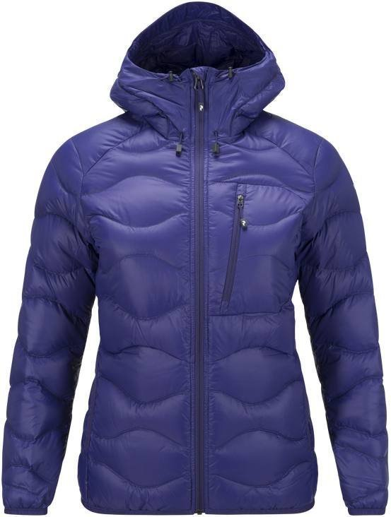 Peak Performance Helium Hood Women's Jacket Violet L
