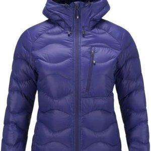 Peak Performance Helium Hood Women's Jacket Violet S