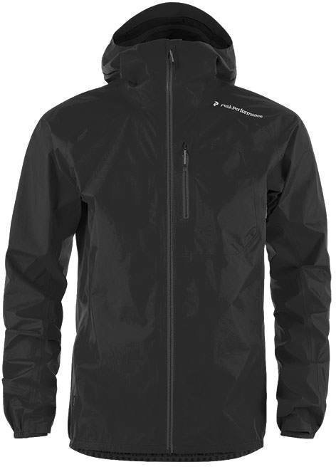 Peak Performance Hydro Jacket Musta XXL