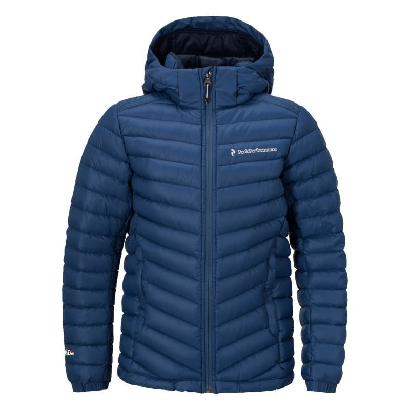 Peak Performance Junior's Frost Down Hood Jacket