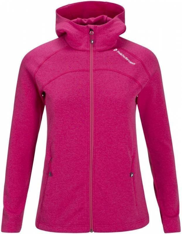 Peak Performance Kate Women's Zip Pink M