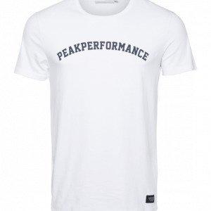 Peak Performance M Logo Tee T-Paita