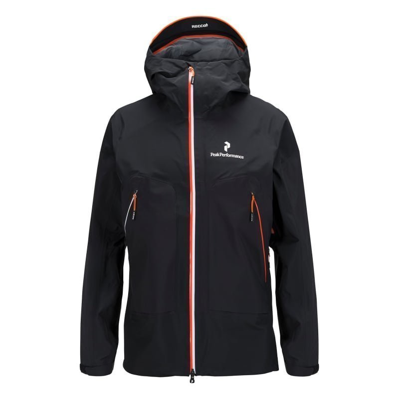 Peak Performance Men's Black Light Core Jacket