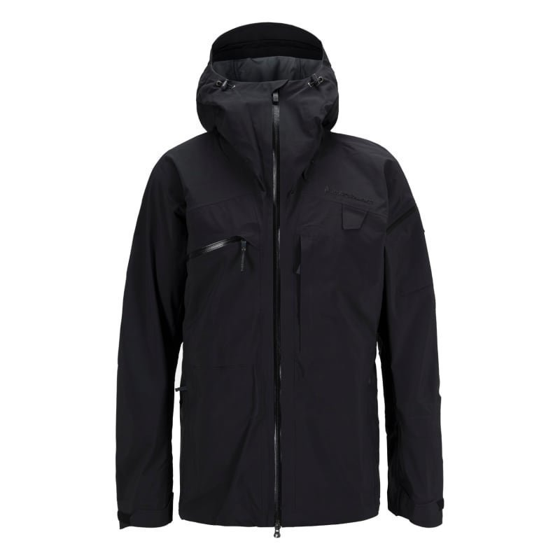 Peak Performance Men's Heli Alpine Jacket M Black
