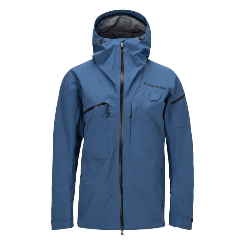 Peak Performance Men's Heli Alpine Jacket Retkeilykauppa24.fi