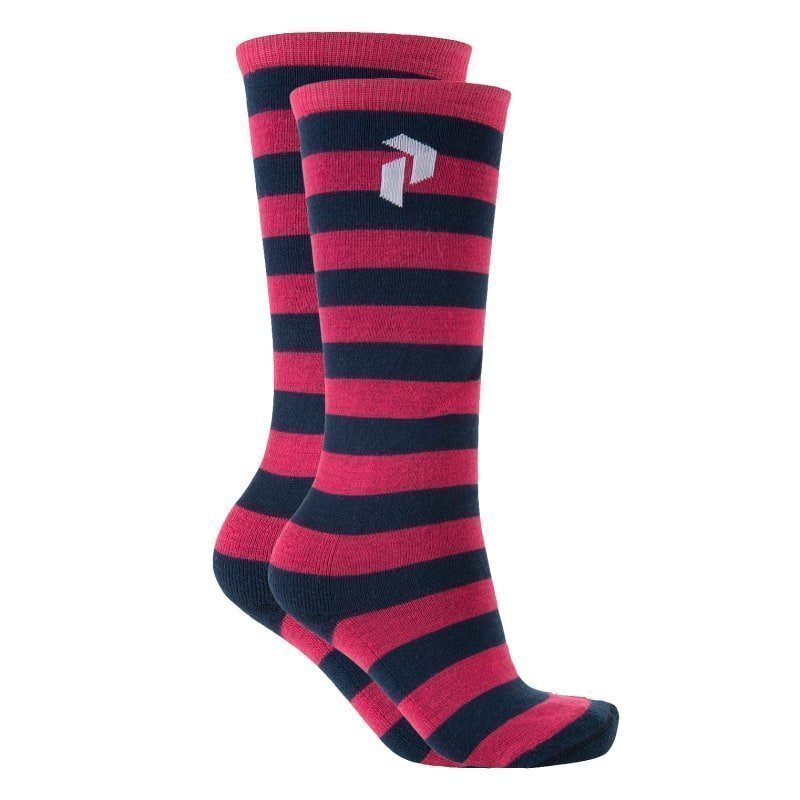 Peak Performance Play Ski Sock 39/42 Magenta Pink