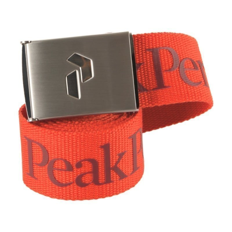 Peak Performance Rider Belt 1SIZE Flame Red