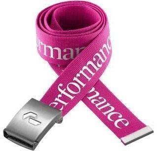 Peak Performance Rider Belt Fuksia