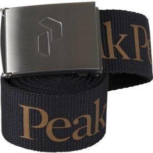 Peak Performance Rider Belt Night Blue