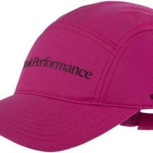 Peak Performance Tour Cap Pink L/XL