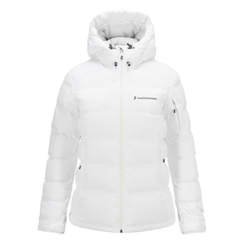 lägre pris med senast Lagra Peak Performance Women's Frost Down Jacket M Offwhite ...