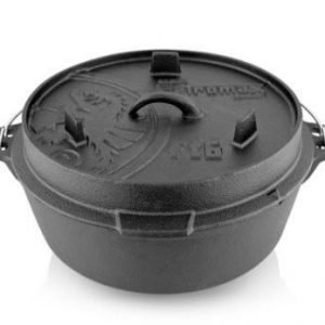 Petromax Dutch Oven valurautapata ft6
