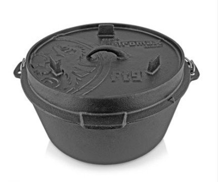 Petromax Dutch Oven valurautapata ft9