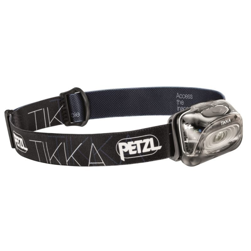Petzl Tikka ONE SIZE Black