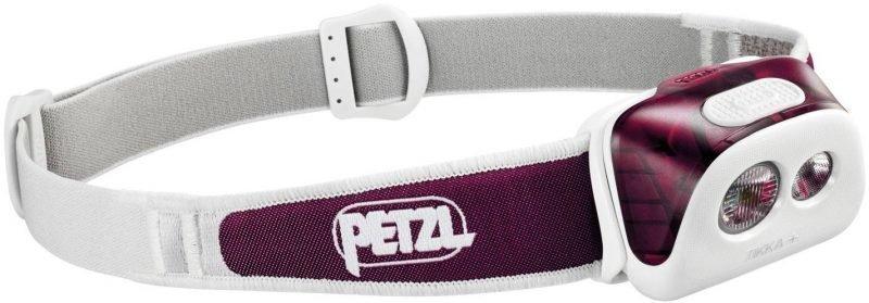 Petzl Tikka Plus Led 160 Violetti