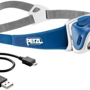Petzl Tikka R+ Sininen