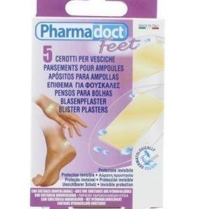 Pharmadoct rakkolaastarit 5 kpl