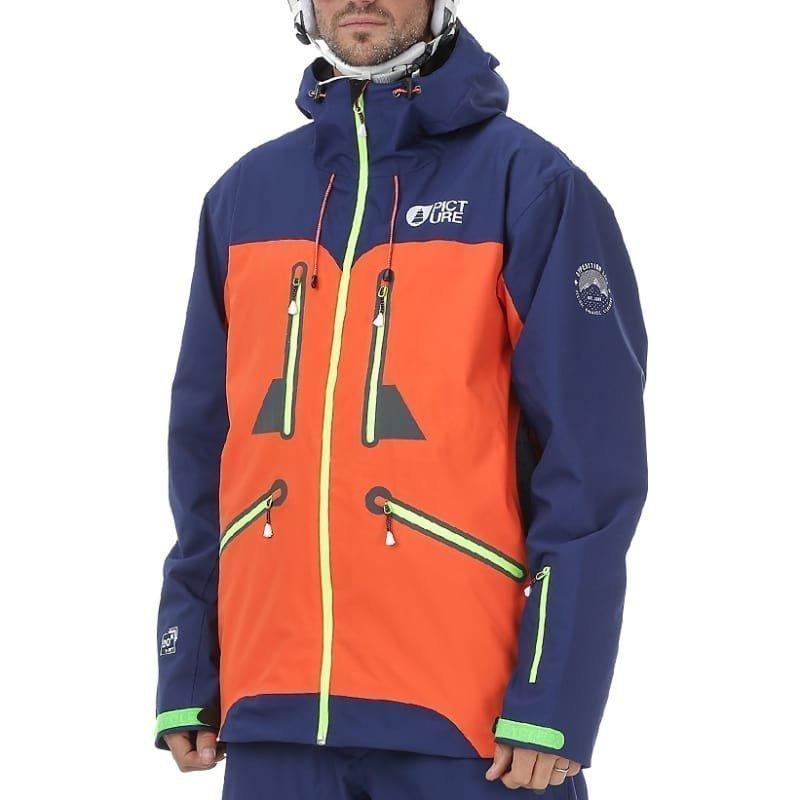 Picture Organic Clothing Naikoon Jacket M Orange