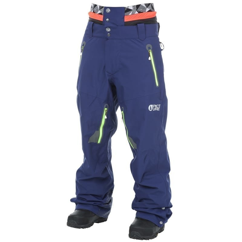 Picture Organic Clothing Naikoon Pant L Dark Blue