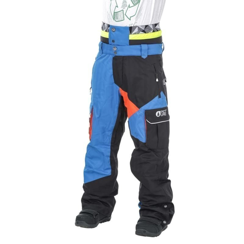 Picture Organic Clothing Styler Pant L Black Blue