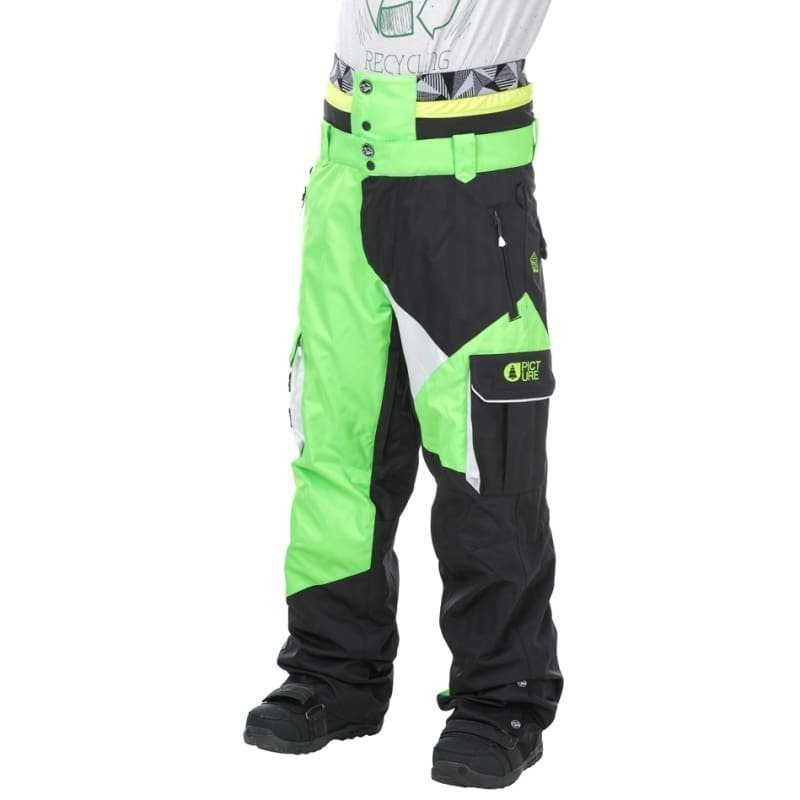 Picture Organic Clothing Styler Pant S Black Green