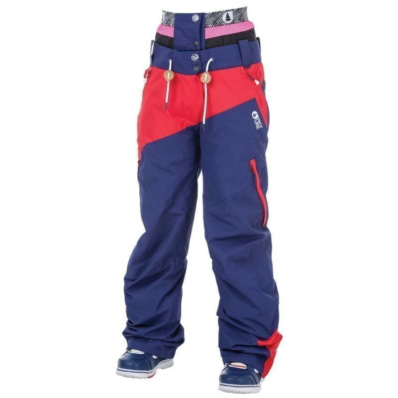 Picture Organic Clothing Weekend Pant XS Dark Blue