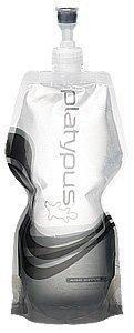 Platypus SoftBottle 1L HyperFlow™ Cap harmaa