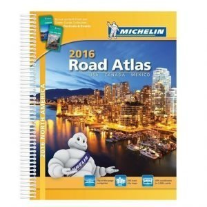 Pohjois-Amerikka ATLAS 2016