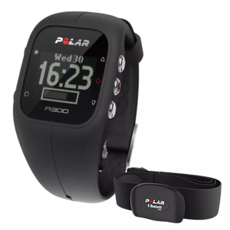 Polar A300 HR NOSIZE Black