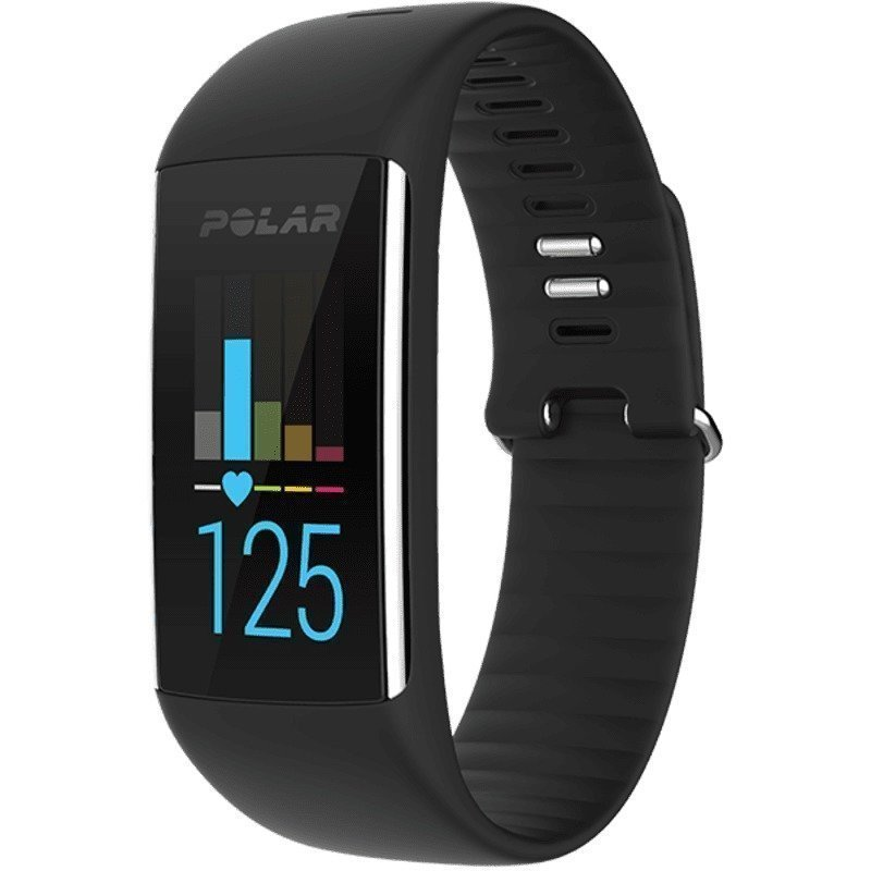 Polar A360 Medium Black
