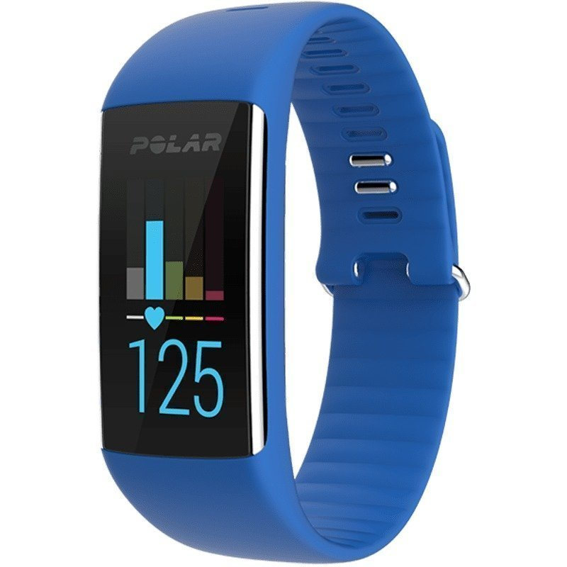 Polar A360 Medium Blue