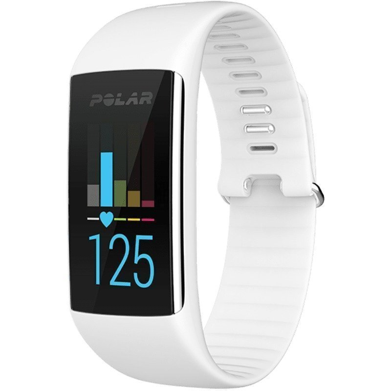 Polar A360 Small White