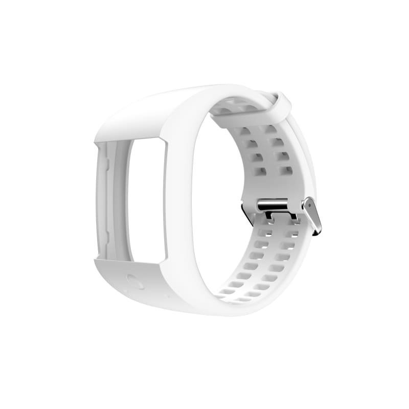 Polar Armband M600 MEDIUM White