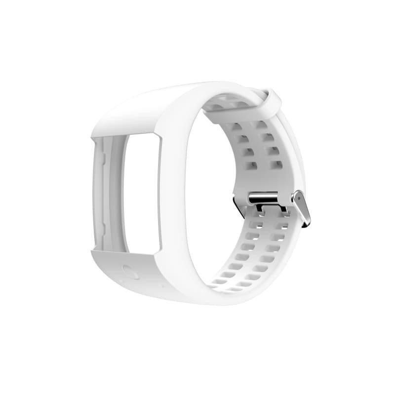 Polar Armband M600 MEDIUM White