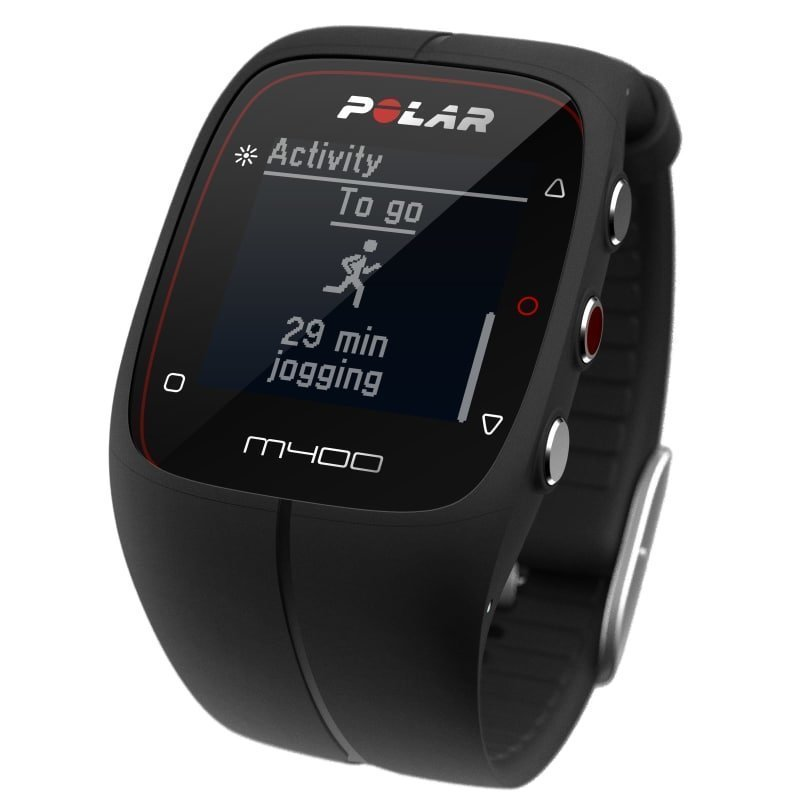 Polar M400 HR No Size Black