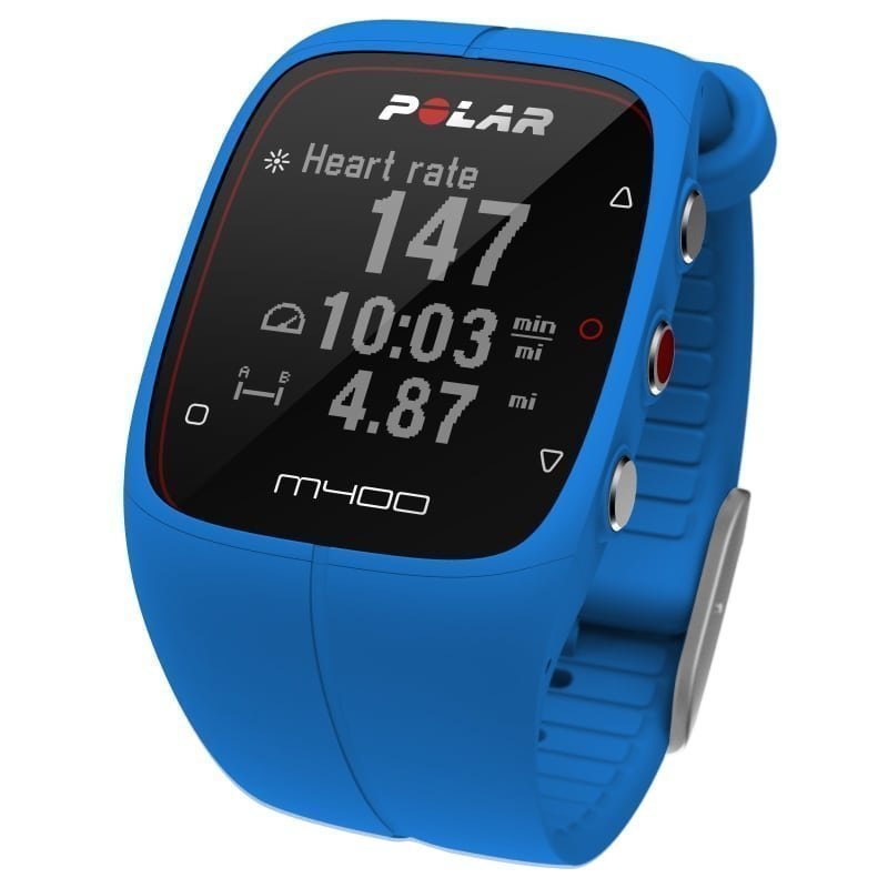 Polar M400 HR No Size Blue