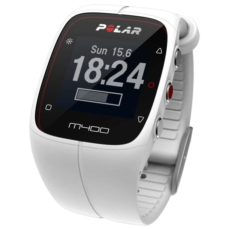 Polar M400 HR No Size White