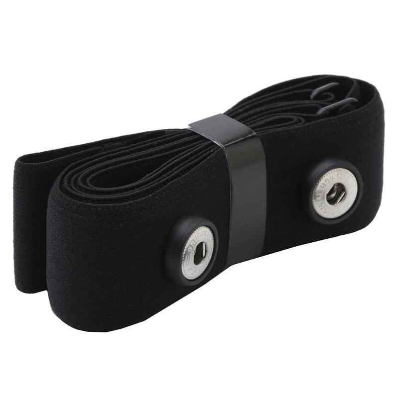 Polar Soft Strap Resårset M-XXL No Size Black