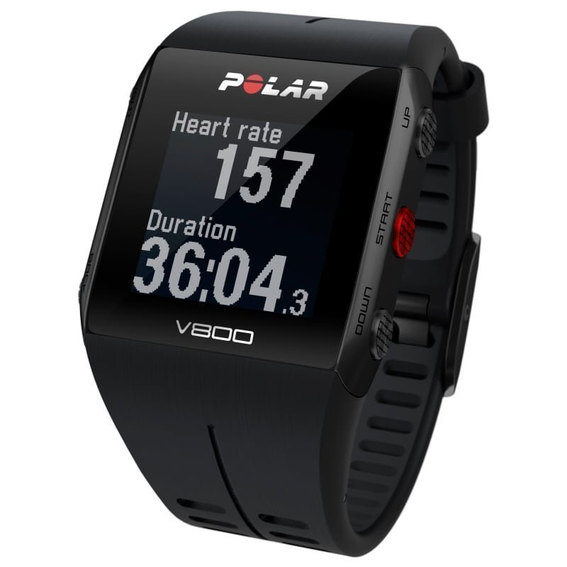 Polar V800 HR 1SIZE Black