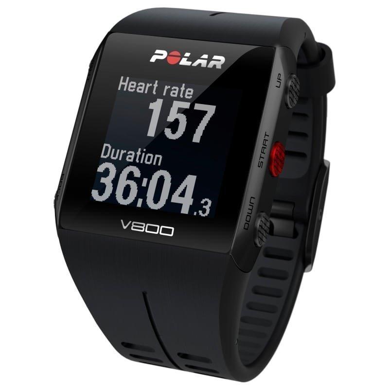 Polar V800 HR 1SIZE Black