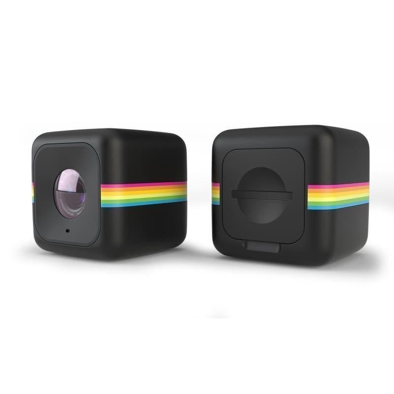 Polaroid Cube + 1SIZE Black