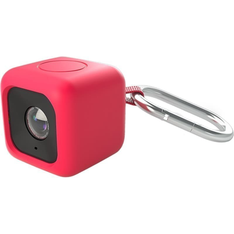 Polaroid Cube Bumper Case 1SIZE Red