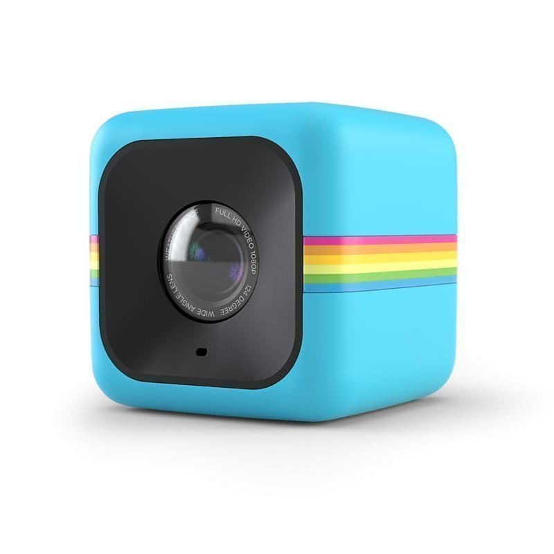 Polaroid Cube Camera 1SIZE Blue