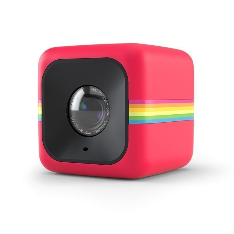 Polaroid Cube Camera 1SIZE Red
