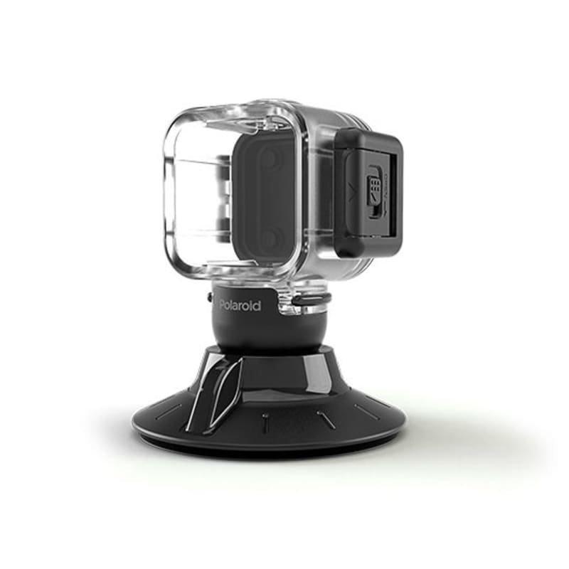 Polaroid Cube Undervattenshus Med Sugkopp