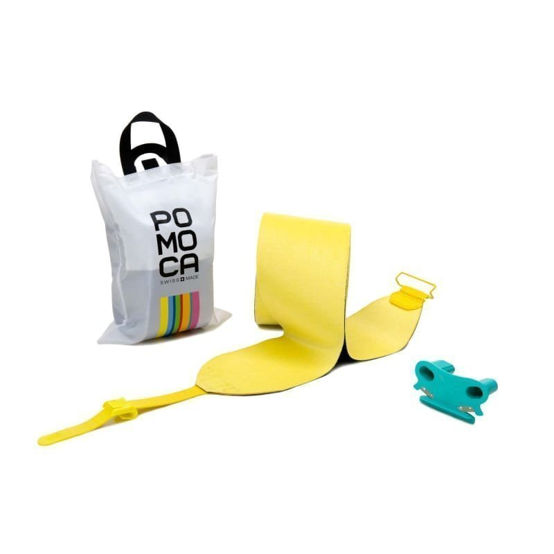 Pomoca CLIMB - ready2climb 140mm S Yellow