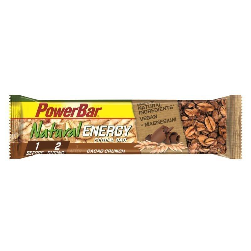 Powerbar Natural Energy Bar 1SIZE CACAO-CRUNCH